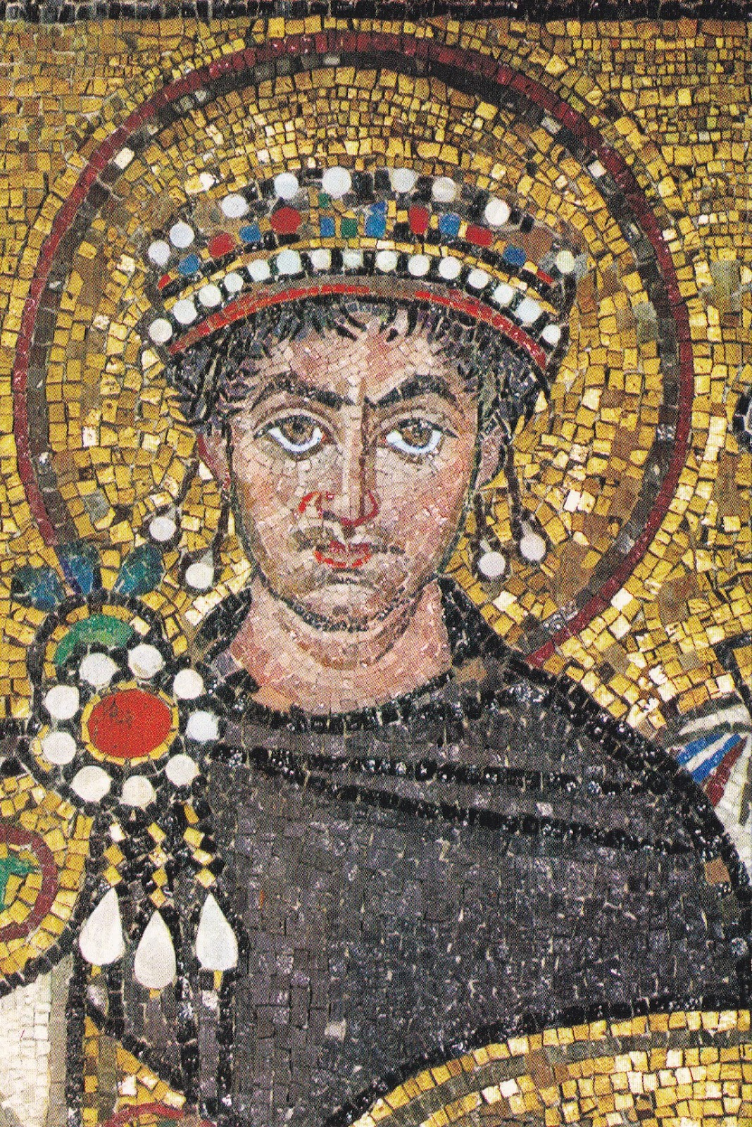 justinian and charlemagne This analysis is a recurring theme, as true for justinian as it was for the leader to  whom heather next turns, charlemagne, the creator of europe.