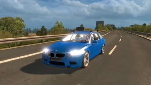 BMW M5 Touring car mod 1.2