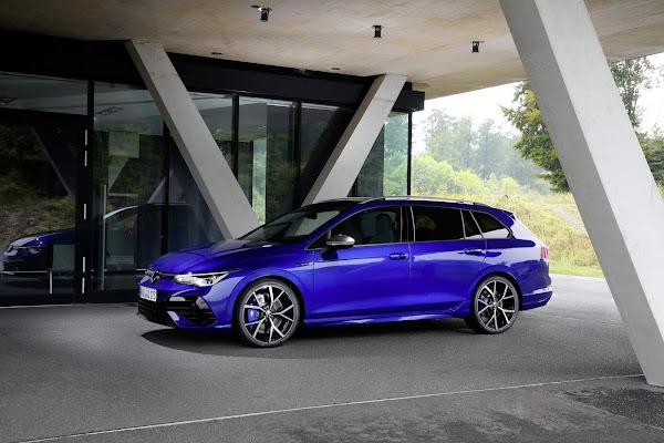 VW Golf R Estate 2022