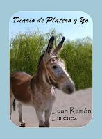 Diario de Platero y yo en Alejandro's Libros.