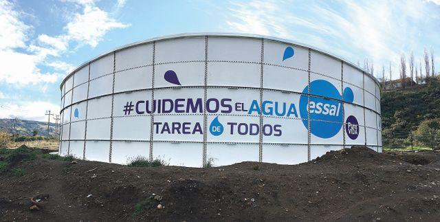 ESSAL inaugurará estanque de seguridad de agua potable en Castro