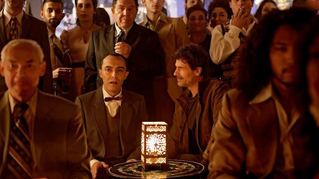 Episodio homenaje a Lorca en 'El Ministerio del Tiempo'