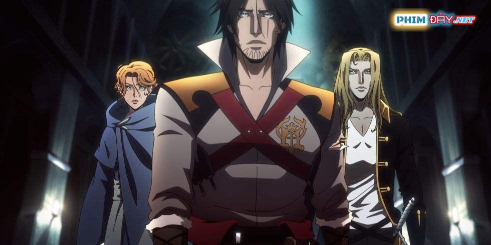 LÂU ĐÀI MA CÀ RỒNG (PHẦN 2) - Castlevania (Season 2) (2018)