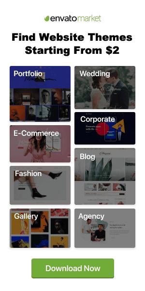 Cheap Website Themes
