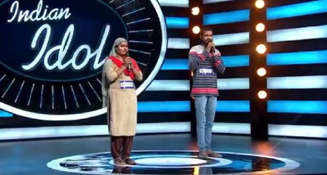 यूट्यूब सेंशन पहुंची इंडियन आइडिल के मंच पर, गाया तोरे नैना बड़े दगाबाज रहे, तो जजों ने यूं बढ़ाया हौसला