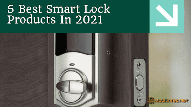 5 Best Smart Lock Products In 2021