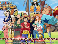 Game LINE: One Piece Treasure Cruise v4.1.1 MOD Terbaru Gratis