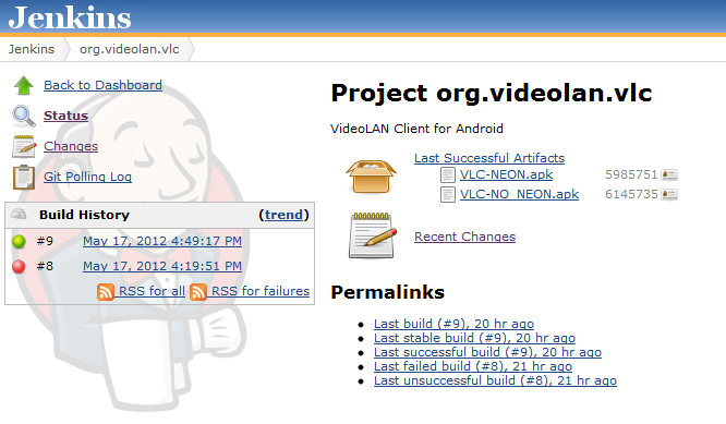 VLC For Android Gets Unofficial Hourly Alpha Builds ...