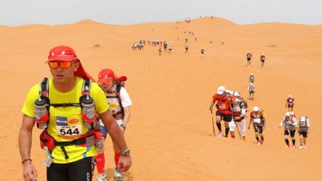 ماراطون الرمال.. وفاة مشارك إثر تعرضه لنوبة قلبية