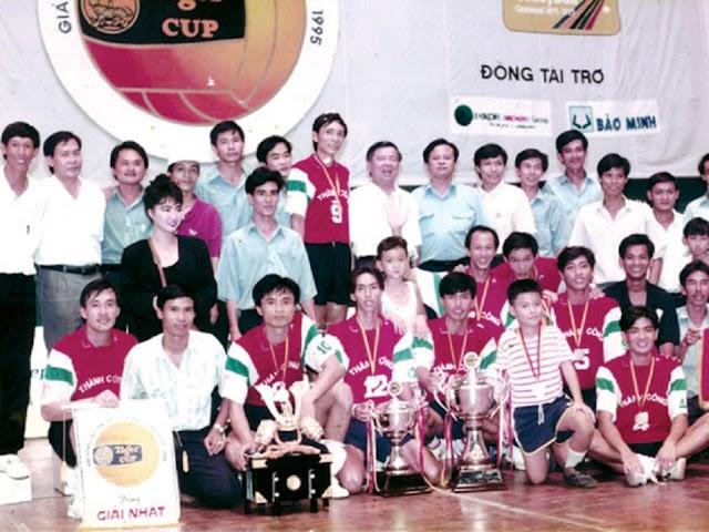 Thăng trầm của bóng chuyền Sài Gòn - TPHCM sau năm 1975