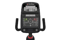 Schwinn MY16 230 console with DualTrack LCD display, image, streamlined for ease of use