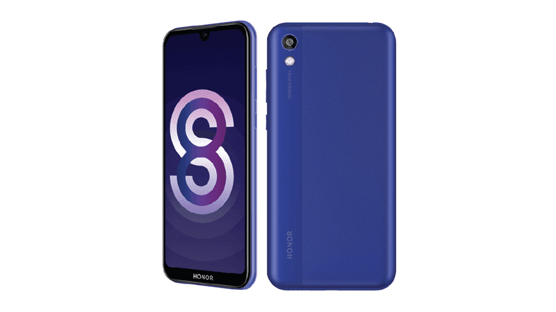 HONOR 8S 2020 with 64GB storage and GMS announced