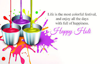 Happy Holi to all Indian