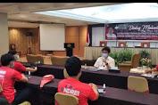 AA Dialog dengan Mahasiswa. Bahas Kemajuan Kota Manado
