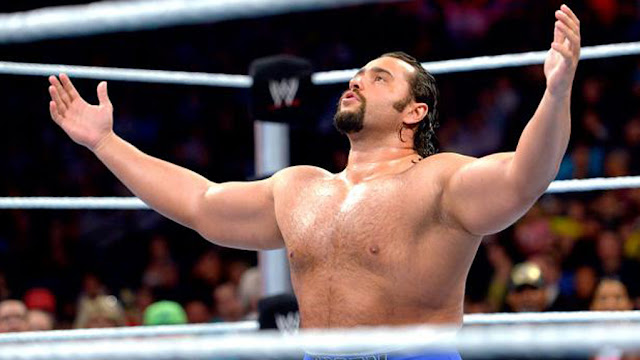 WWE Rusev Biography and Secrets