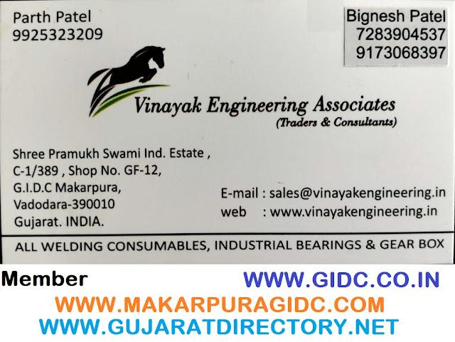 VINAYAK ENGINEERING ASSOCIATES - 9925323209 24AAMFV4843L1ZN