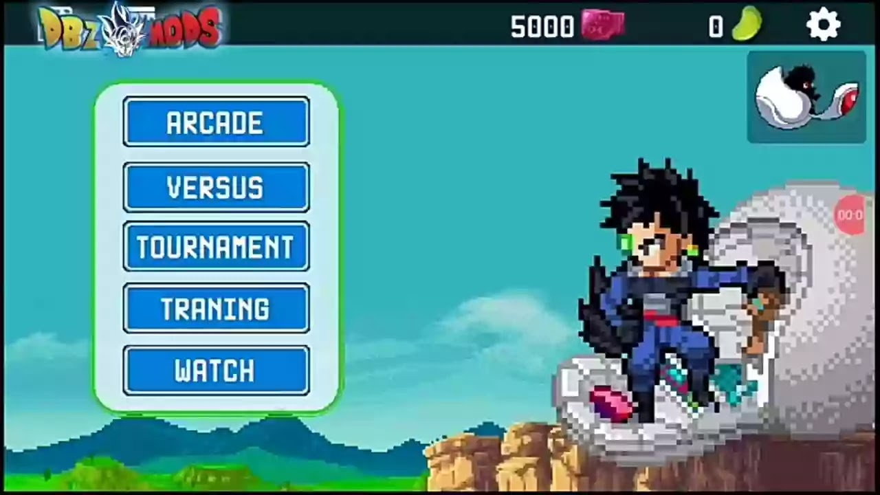 Dragon Ball Z Mugen Android