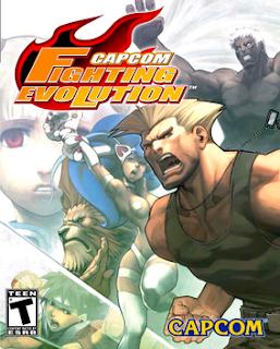 Review – Capcom Fighting Evolution