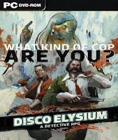 Disco Elysium Torrent (2019) PC GAME Download