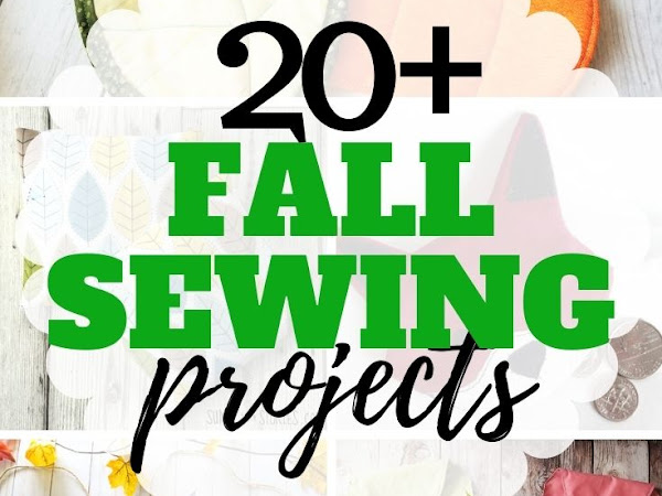Fun Fall Sewing Projects for Everyone