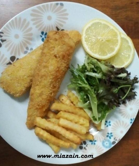 hidangan makan malam