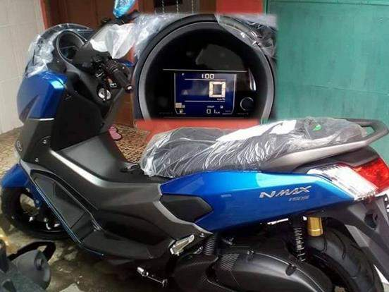 New_Yamaha_Nmax_155_vva_2018_biru