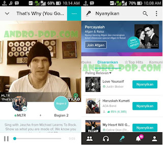 Smule on Android