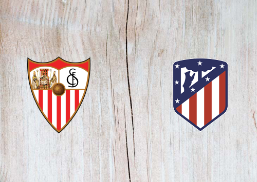 Sevilla vs Atletico Madrid -Highlights 04 April 2021