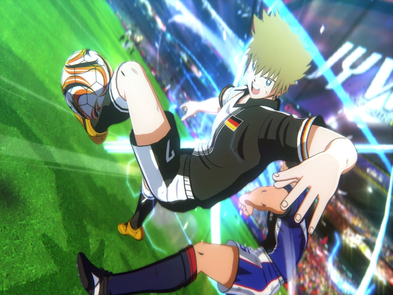 Download Captain Tsubasa Rise of New Champions Free Full Game For PC
