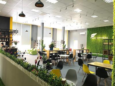 Địa chỉ bán bàn ghế setup văn phòng co-working space tại HCM - 6