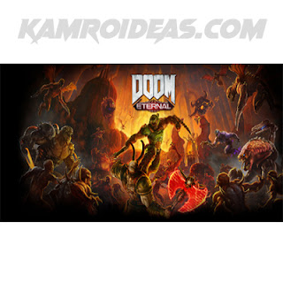 The new Battlemode map on doom eternal game