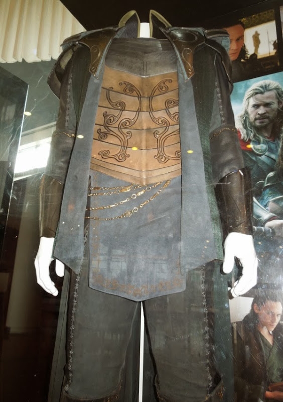 Thor Dark World Fandral costume