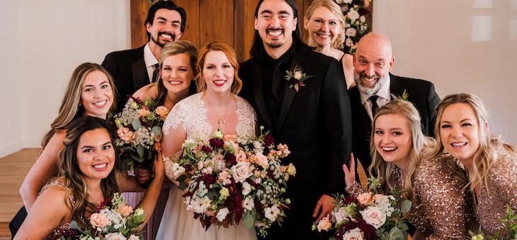 Historic Chapel Wedding in Dallas, Texas