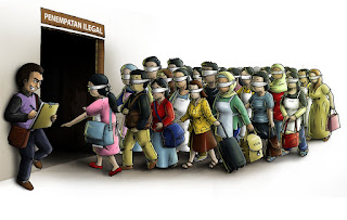göç etmek nasıl yazılır