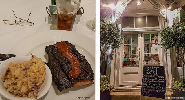 Restaurante Eat, Nova Orleans