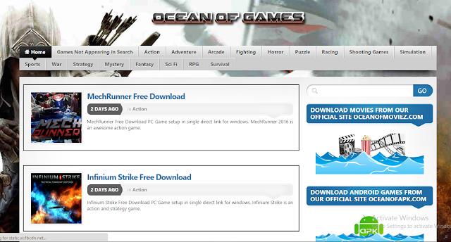 Ocean Games