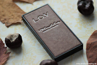 Review: L.O.V Fall Edition - Lipstick Palette - www.annitschkasblog.de