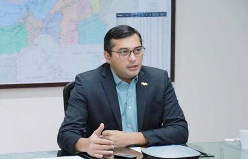 PF tenta prender secretário da Saúde e faz buscas na casa do governador do Amazonas