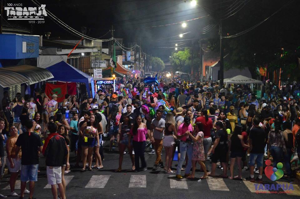 Veja a programação completa do Carnaval Tabapuã 2020