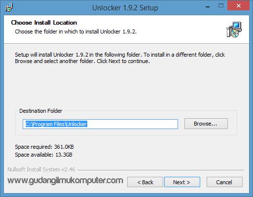 Cara Menghapus File atau Folder yang Susah Untuk Dihapus