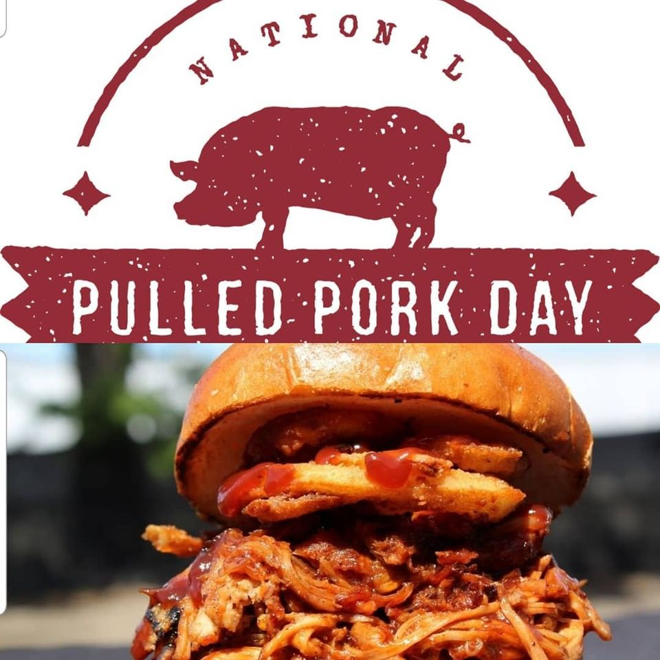 National Pulled Pork Day Wishes Unique Image
