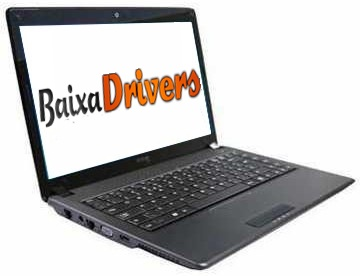 driver de rede para windows 7 cce