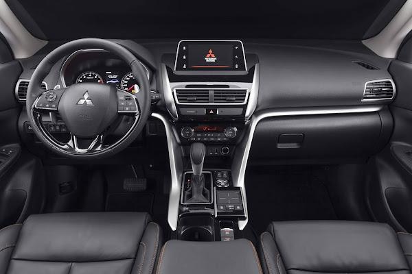 Mitsubishi Eclipse Cross 2022 ganha série especial Sport - fotos e preços