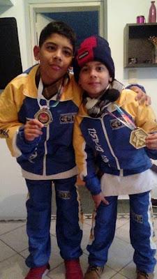Atletas de Alagoinhas são medalhistas em campeonato sulamericano de Karatê na Argentina
