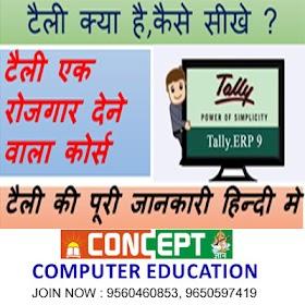 Chapter 1 : Tally ERP 9 क्या है ? पूरी जानकारी हिंदी में
