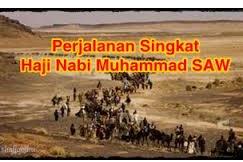 Sejarah Perjalanan Haji Nabi Muhammad SAW. Dan Tata Cara Bacaannya.