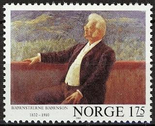 Norway 1982 Bjørnson
