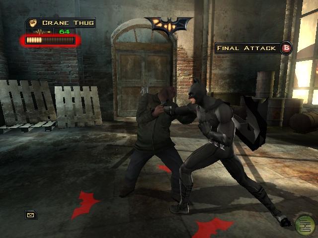 Batman Begins Game Online