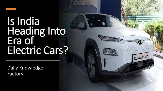 Electric Vehicles: Is India heading into era of electric cars?