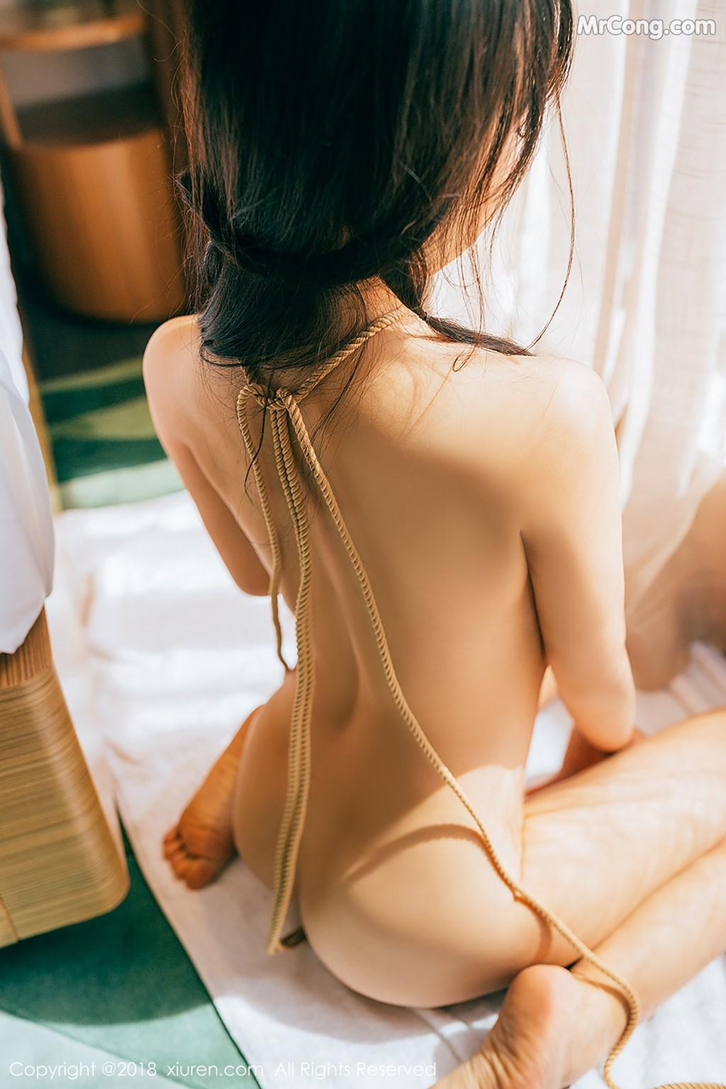 Image XIUREN-No.1199-mia-MrCong.com-003 in post XIUREN No.1199: Người mẫu 徐微微mia (84 ảnh)